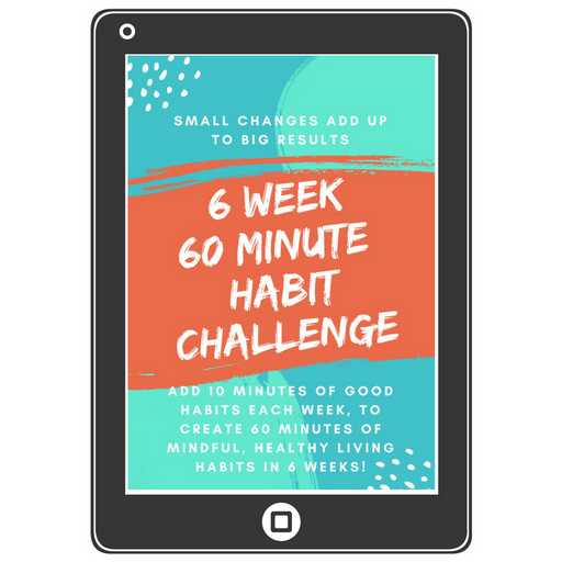 The 6 Week 60 Minute Habit Challenge eBook