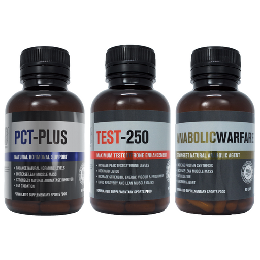 Anabolic Triple Stack by JD Nutraceuticals
