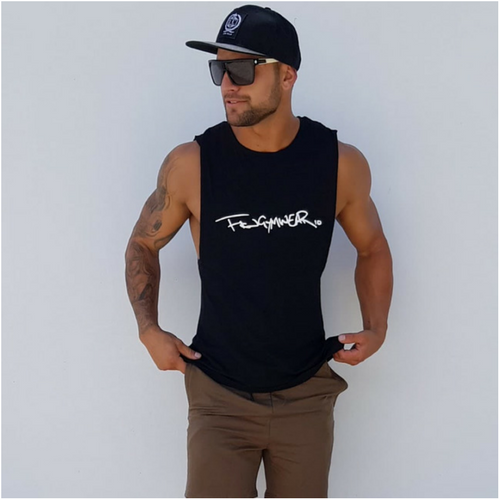 FKN Gym Wear Signature - Sleeveless