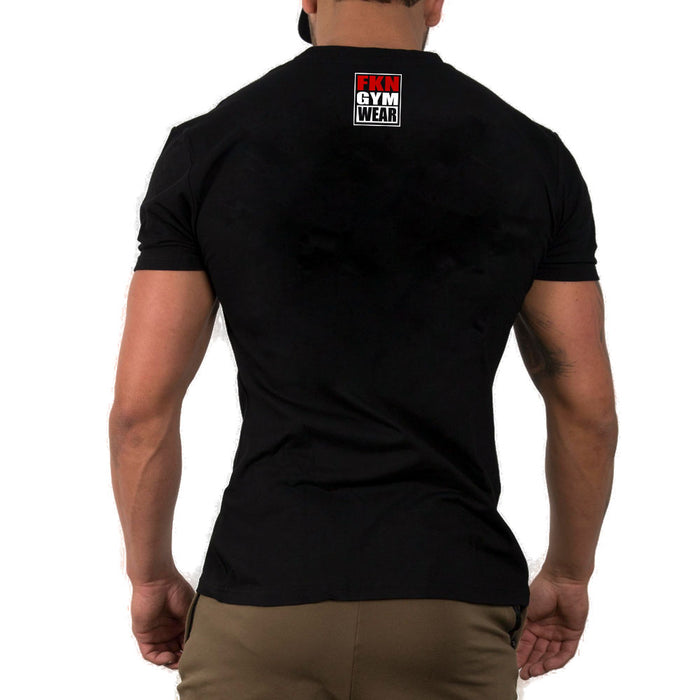 8a175c21eeb FKN Gym Wear CAMC - T-Shirt — Aussie Supps