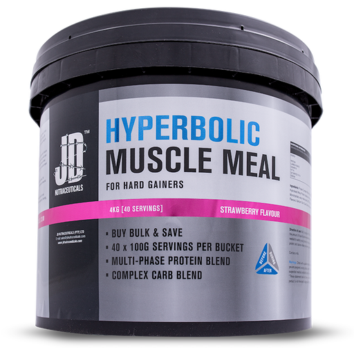 Hyperbolic Muscle Meal by JD Nutraceuticals