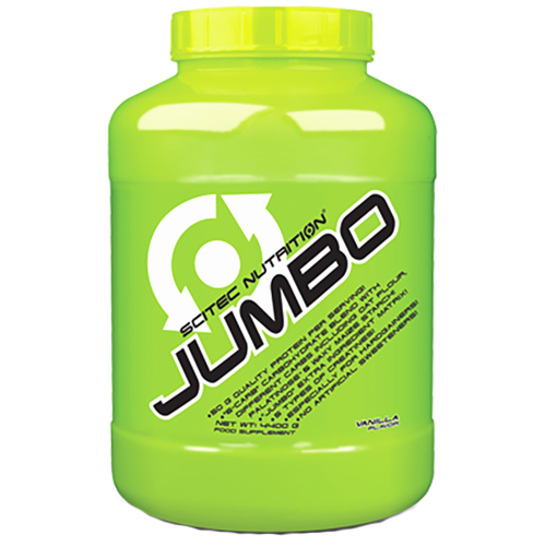 Jumbo 4.4kg by Scitec Nutrition