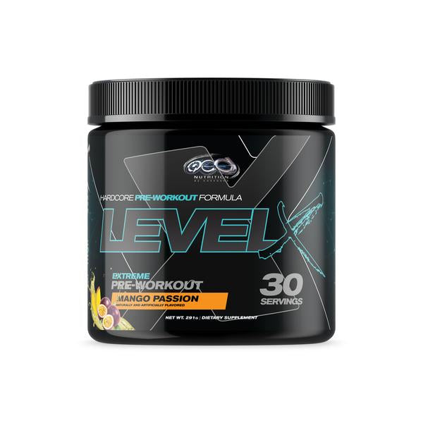 Level X Pre Workout By OCD Nutrition