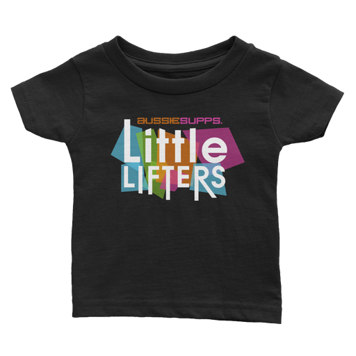 Aussie Supps Little Lifters Baby Tee