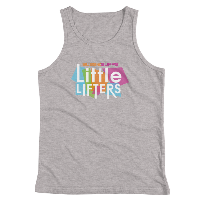 Aussie Supps Little Lifters Kids Tank Top