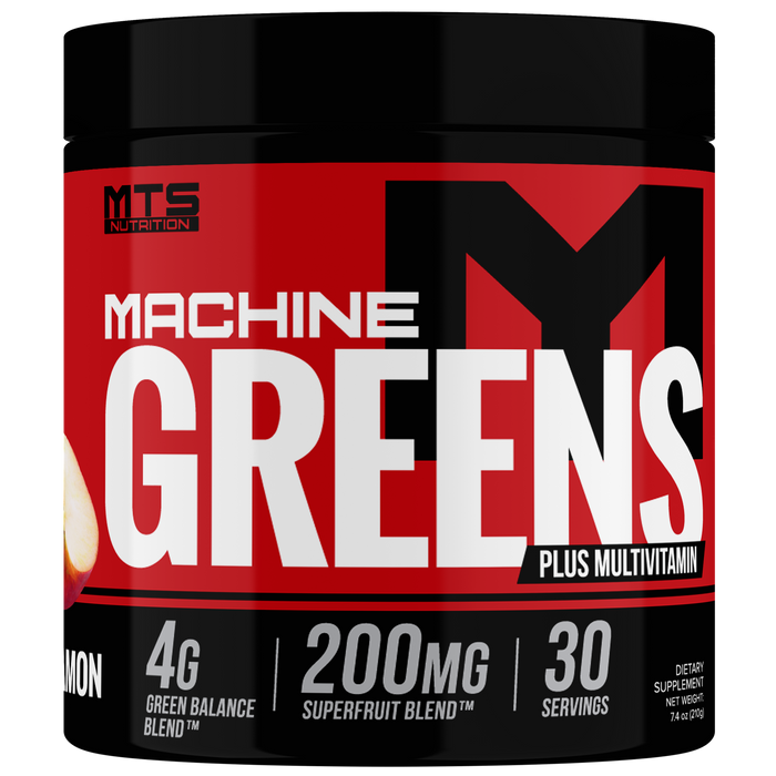 Machine Greens + Multi MTS Nutrition