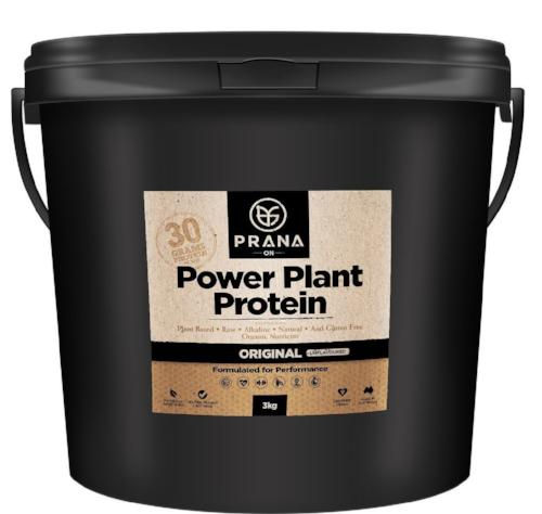 Plant Protein 3kg by Prana ON