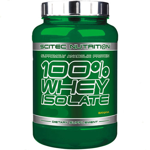 100% Whey Isolate 2kg by Scitec Nutrition