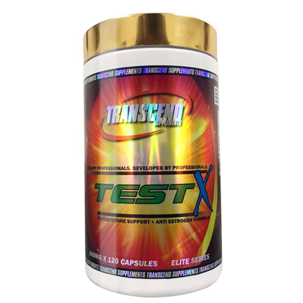 Test X by Transcend Supplements