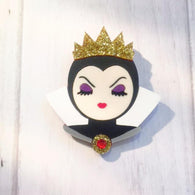 Baccurelli: PRE ORDER Wicked Queen Brooch