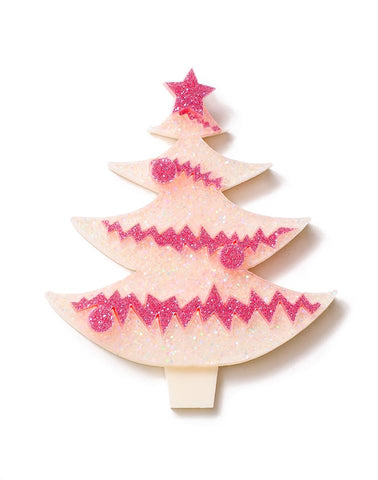 Martinis & Slippers: Christmas 2017 Tree 4 Brooch