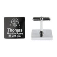 Max & Me Designs: May the Force Be With You Cufflinks