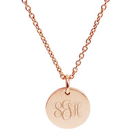 Max & Me Designs: The Lucy Pendant - Rose Gold