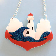 Revere Folie - Be My Guiding Light Necklace