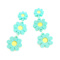 Revere Folie - Daisy Chain Earrings