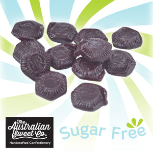 Aniseed Sugarfree Rock Candy