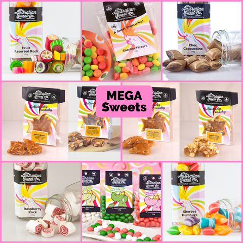 MEGALICIOUS Sweets Pack with FREE Delivery