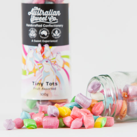 Tiny Tots Rock Candy Sweet Pack with FREE Delivery