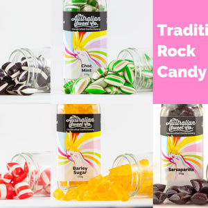 Traditionals Pack of Rock Candy with FREE Delivery