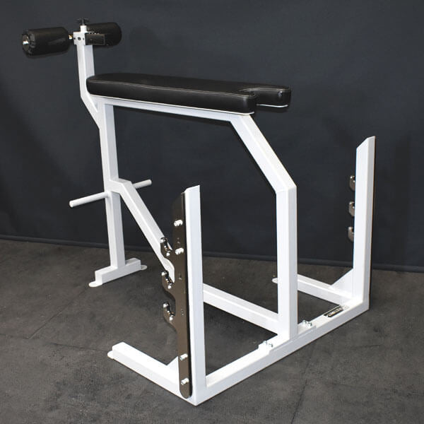 Commercial Seal Row Bench For Prone Row Back Training