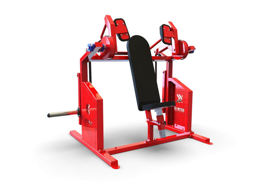 Lat Pullover Machine