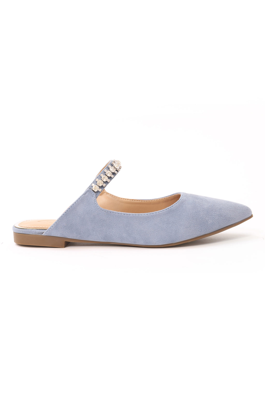 ALLURE MULES-BLUE