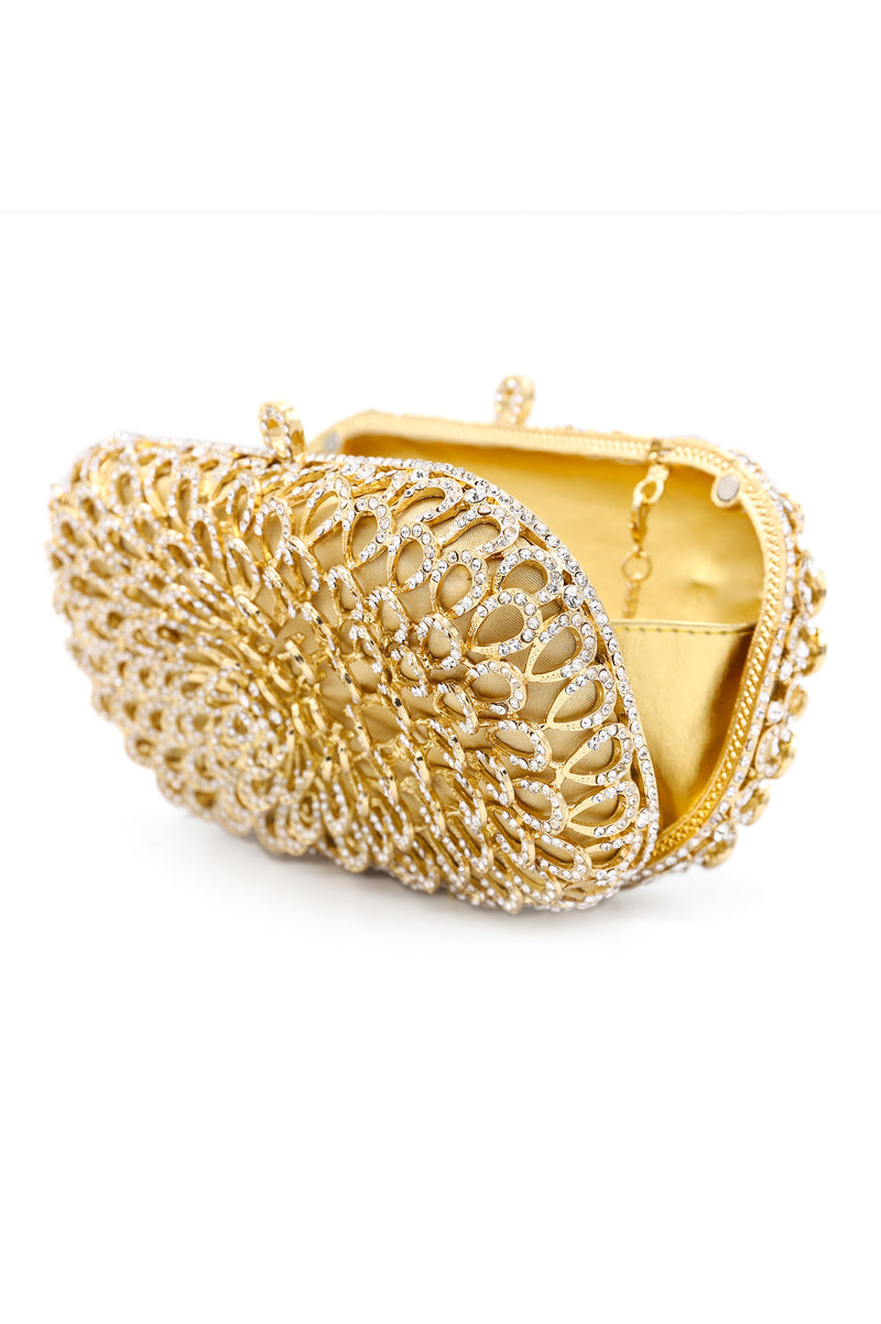 PSYCHEDELIC CLUTCH-SILVER GOLD