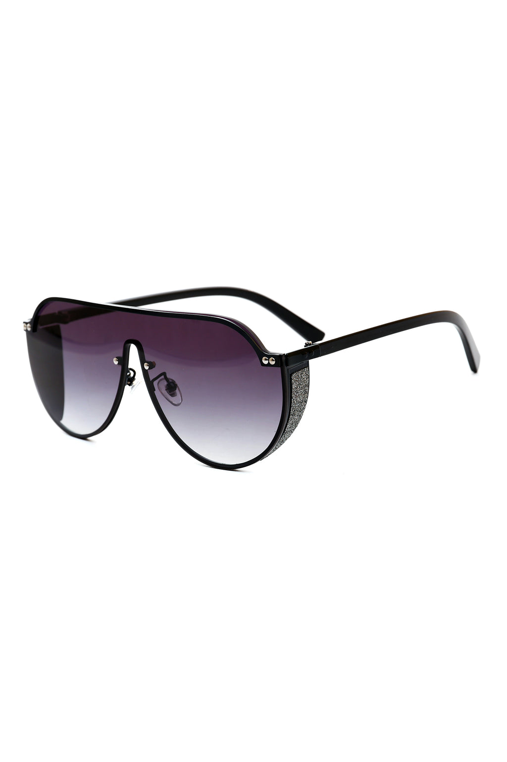 GLITZY SHADES -BLACK