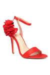 ROUGE STILETTOS-RED
