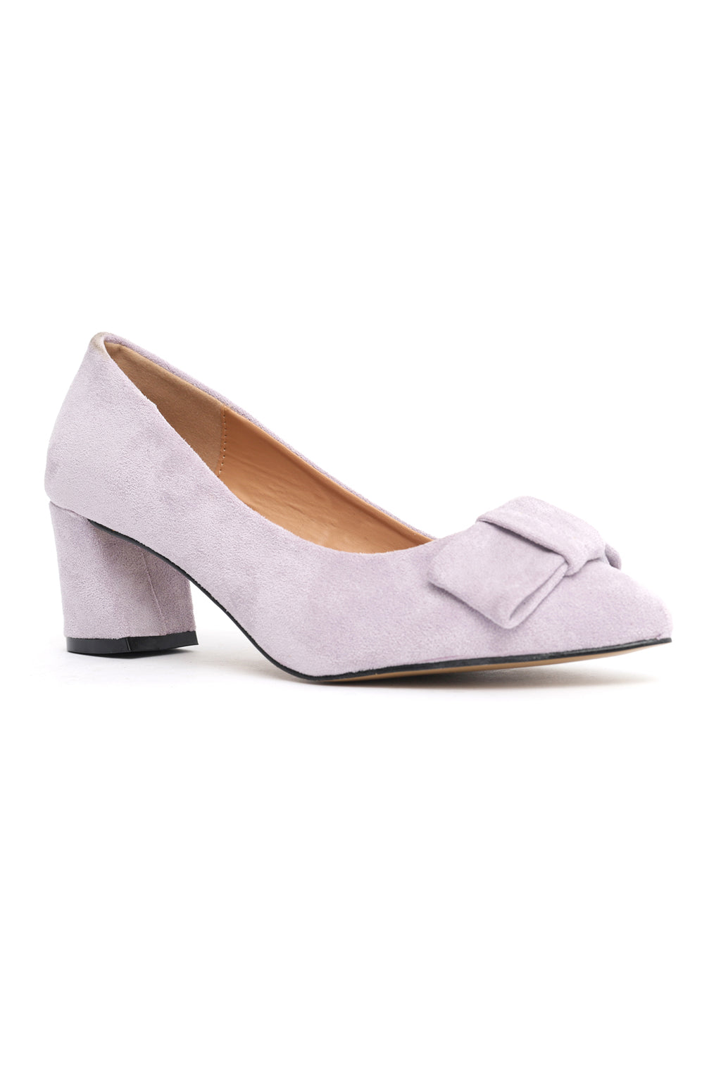 BOW PUMPS -PURPLE