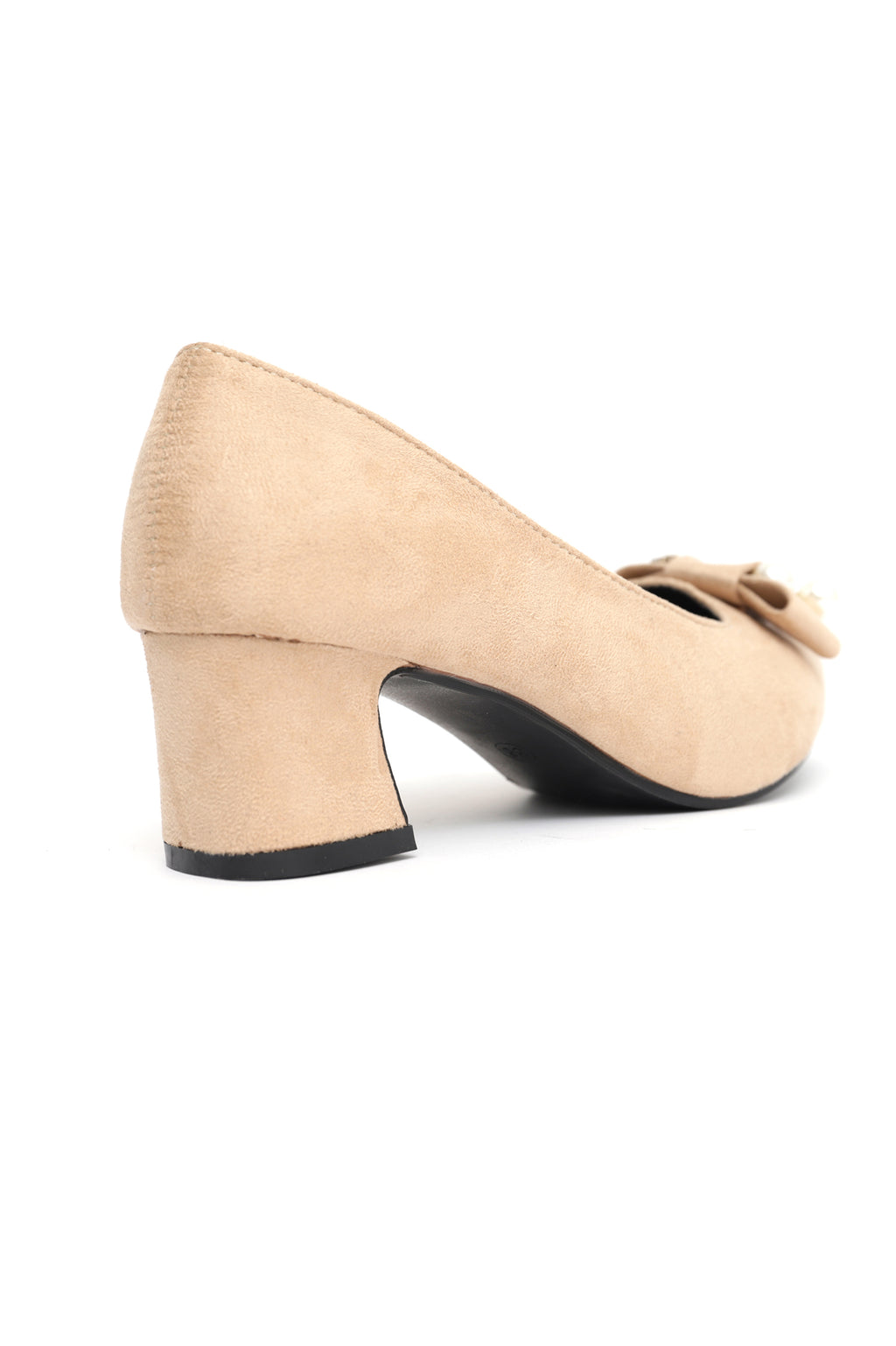 BOW COURTS-BEIGE