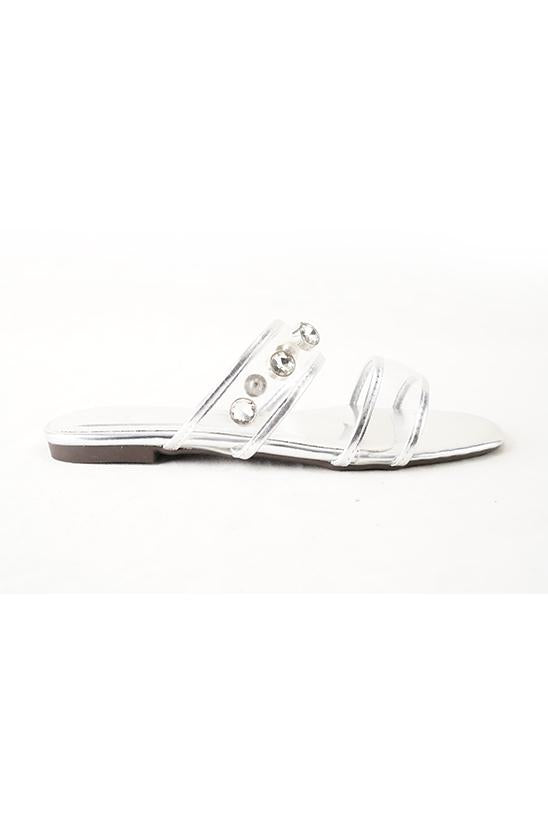 CLEAR SLIDES-SILVER