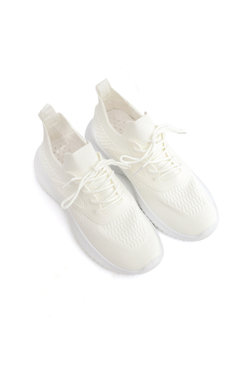 BOOST TRAINERS -WHITE