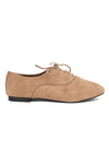 OXFORD SHOE -BEIGE