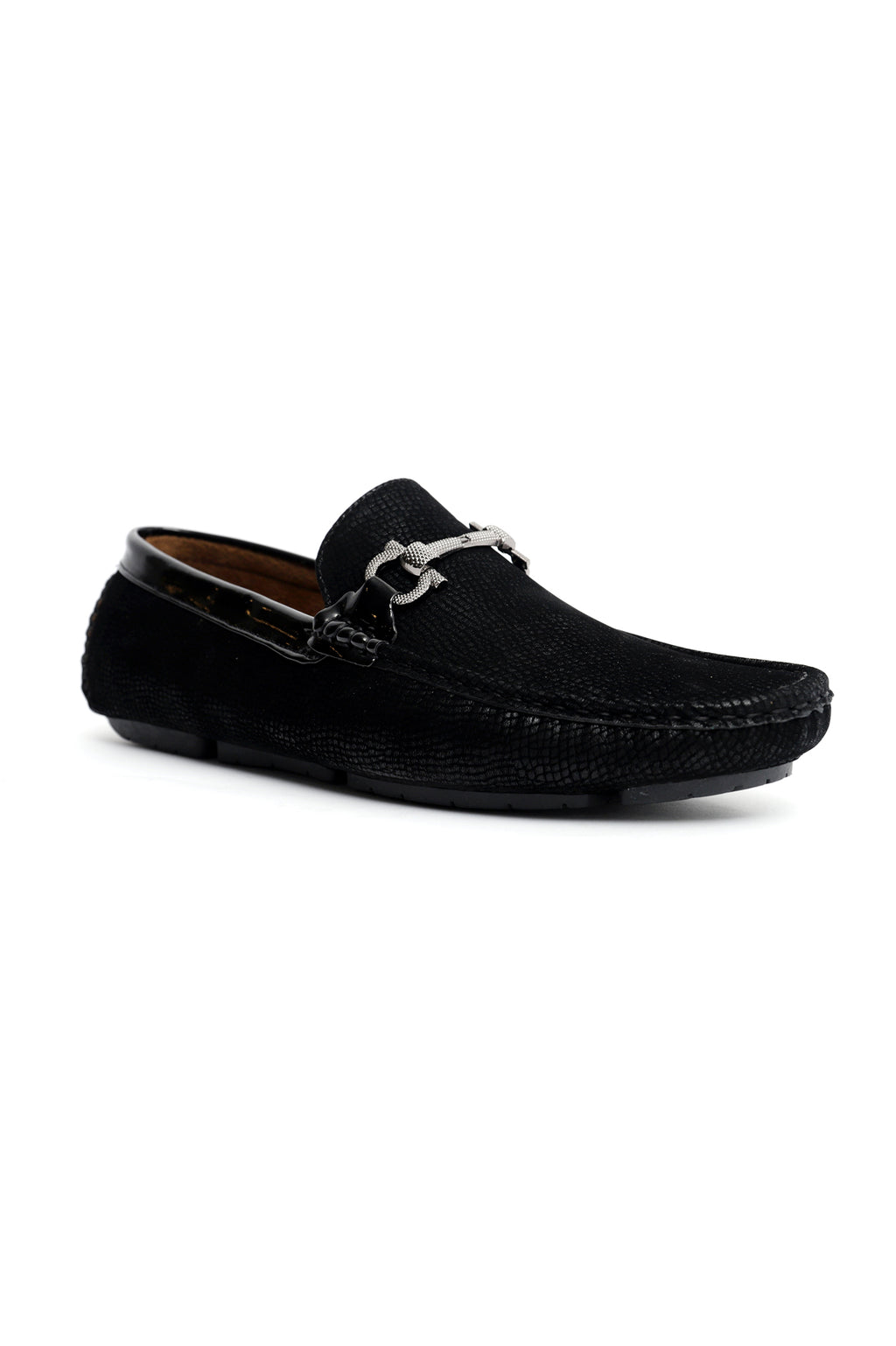 RITZ LOAFERS-BLACK