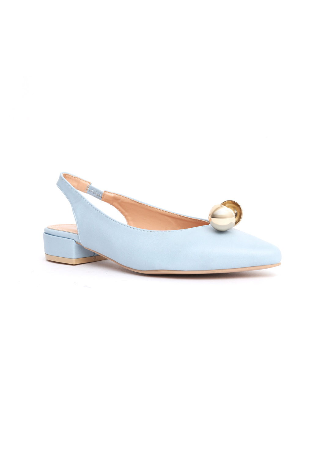 OYSTER SLINGBACKS -BLUE