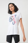 SPORTS GRAPHIC TEE-WHITE