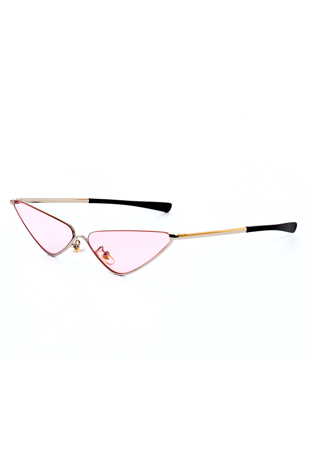 CAT EYE GLASSES-PINK