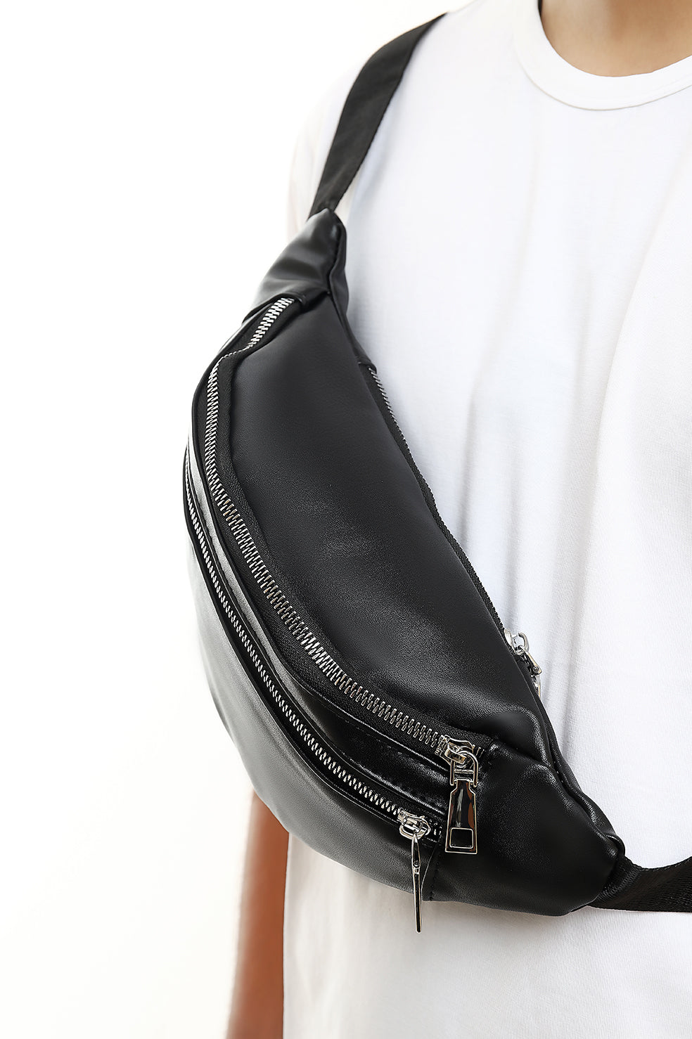 CROSSBODY BAG-BLACK