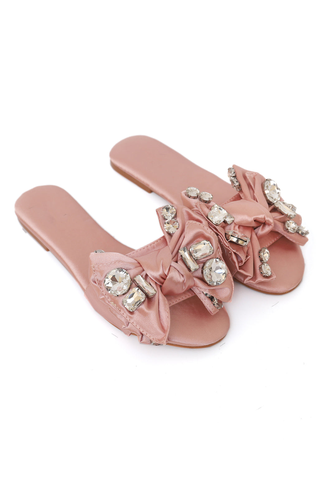 BLING BOWS -PINK
