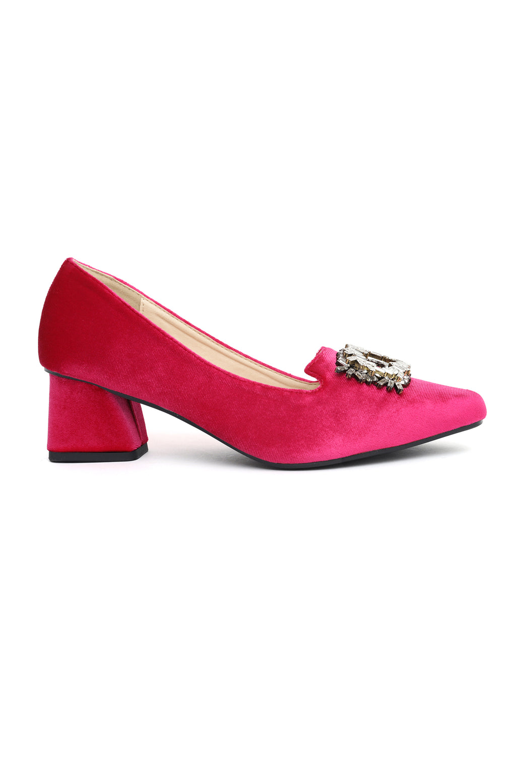 ALLURE PUMPS-PINK