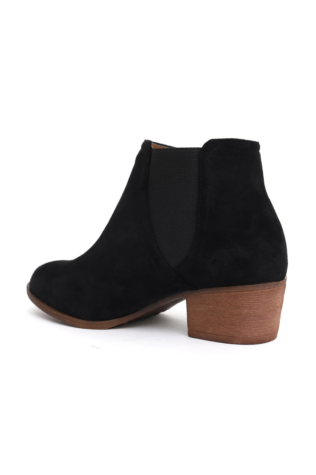 SALLY BOOTS-BLACK