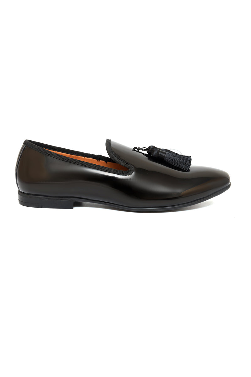 GRANDIOSE LOAFERS-BLACK