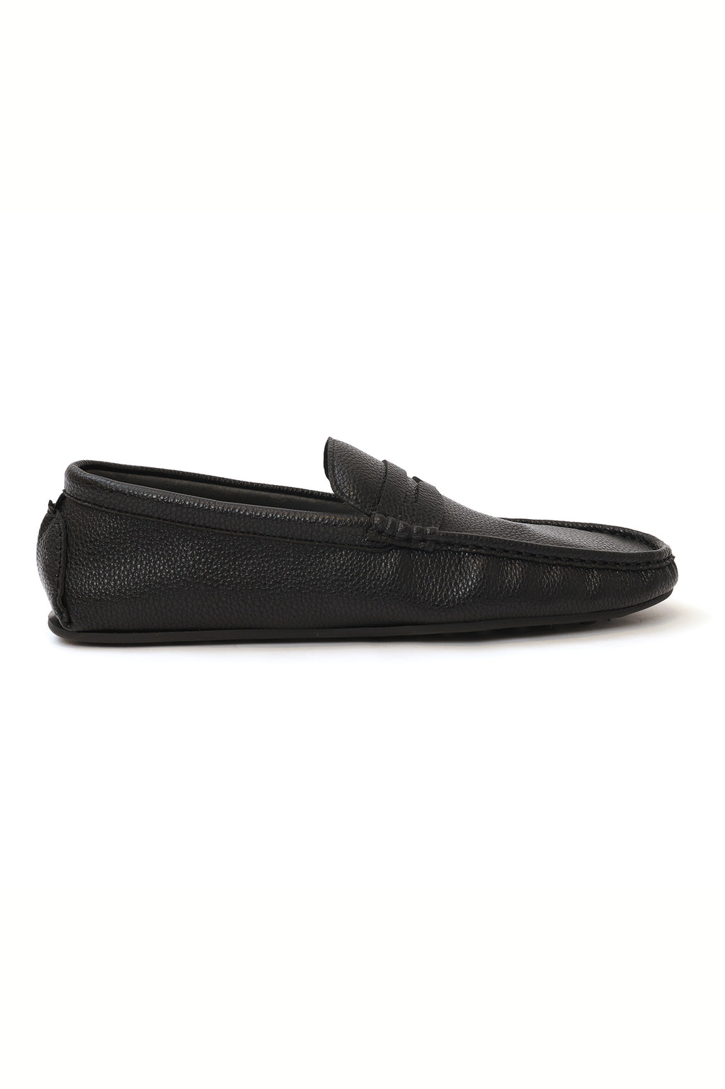 PENNY LOAFERS -BLACK
