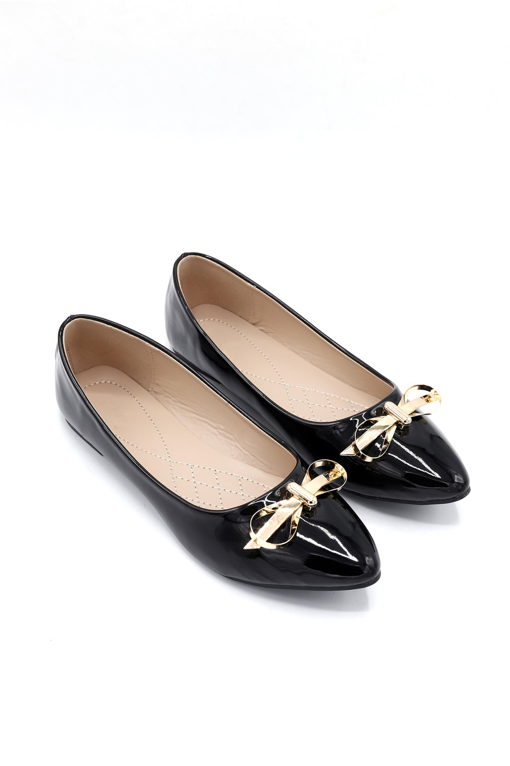 PATENT PUMPS -BLACK