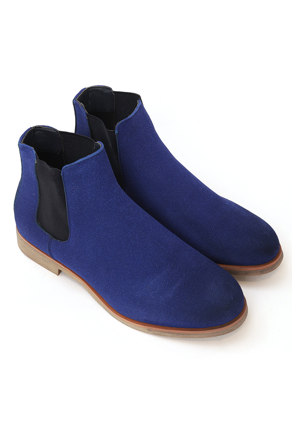 CHELSEA BOOTS -BLUE