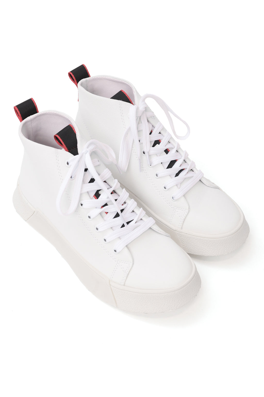 HIGH TOPS-WHITE