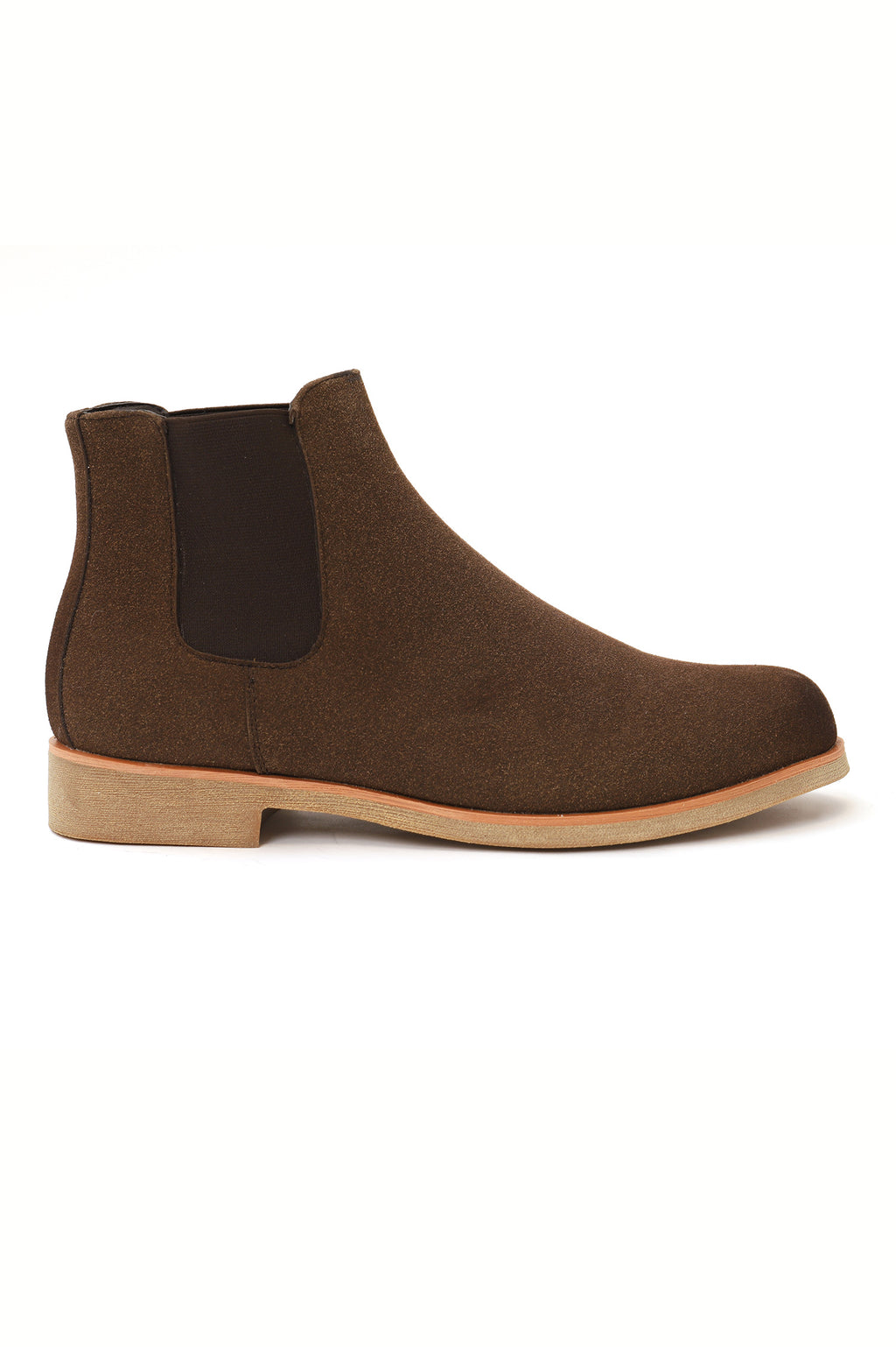 CHELSEA BOOTS -COFFEE