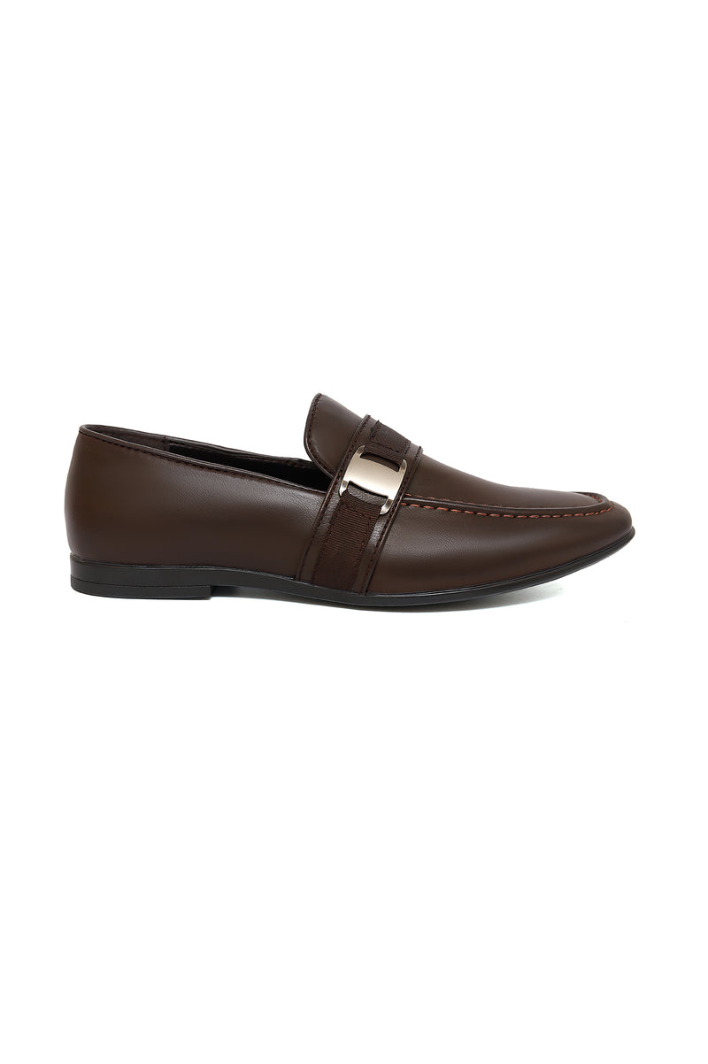 PIONEER LOAFERS-COFFEE