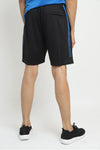 ACTIVE MESH SHORTS -BLACK/ROYAL